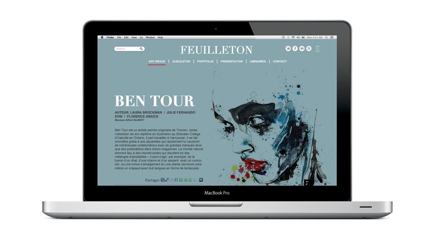 Feuilleton 2