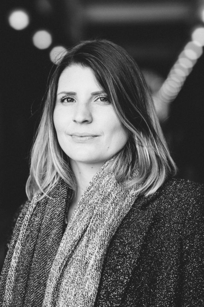 Photo portrait Chloe Michel